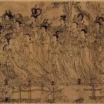 唐-吴道子-八十七神仙图