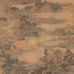 唐-张旭-桃花溪
