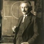 一个科学家的醒世箴言——爱因斯坦