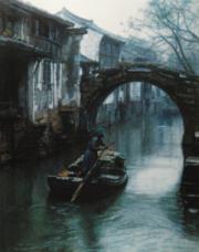 水乡·桨声