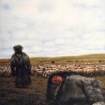 陈丹青西藏组画
