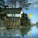日本的国宝艺术家川濑巴水