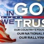 美国的国家格言:我们信仰上帝