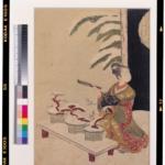 鈴木春信的馆藏浮世绘