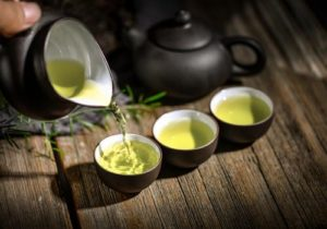 Where are the Flavours Come From: the Ingredients of Green Tea