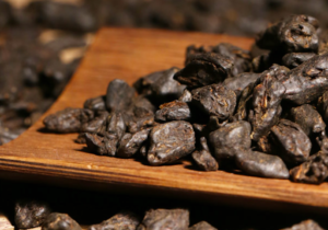 Have you tasted the tea fossil of Pu'er?